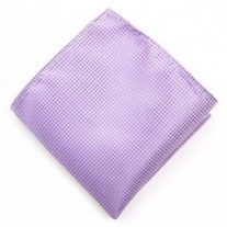 Fox and Luther Lavender Squared Hankie