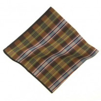 Fox and Luther The Villa 100% Cotton Handkerchief