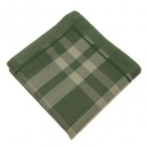 Fox and Luther Camouflage Army Cotton Square