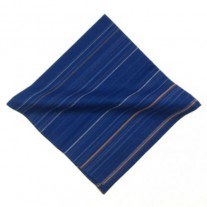 Fox and Luther Blue Wave Men's Handkerchief