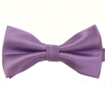 Fox and Luther Lilac Bow Tie