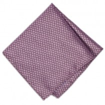 Fox and Luther Plumb Beach Pocket Square