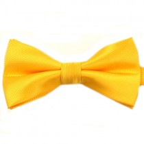 Fox and Luther Yellow Bow Tie