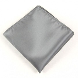 Grey Guys Gentlemen's Pocket Square