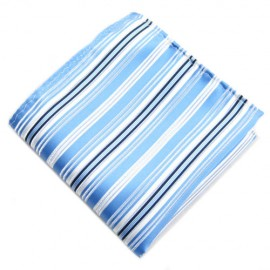 Multi Blues Men's Hankie