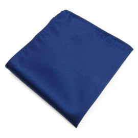 Royal Blue Guys Pocket Square