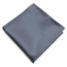 Stripy Grey Men's Handkerchief