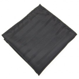 Black and Shiny Men's Handkerchief