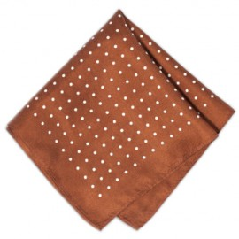 Fox and Luther Dubai Sand Men's Handkerchief