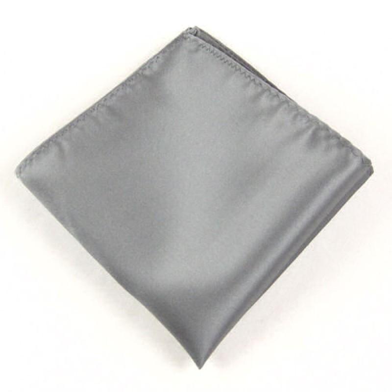 Grey Guys Gentlemen's Pocket Square