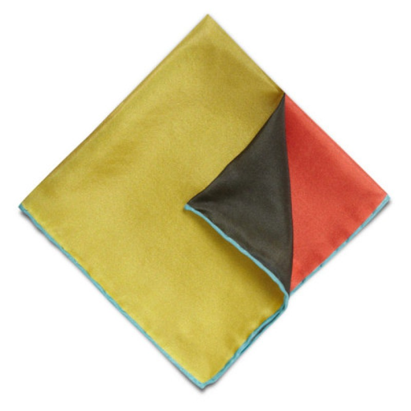 Multi Tone Hankie For Men